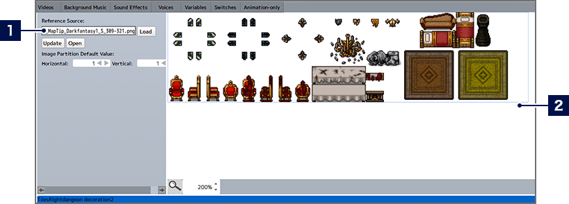 Add resource   Pixel Game Maker MV Help