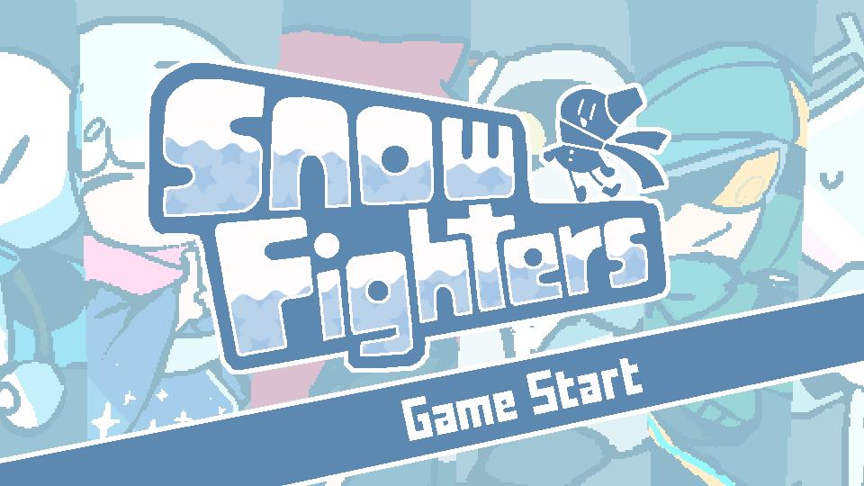 ツクールシリーズ SnowFighters