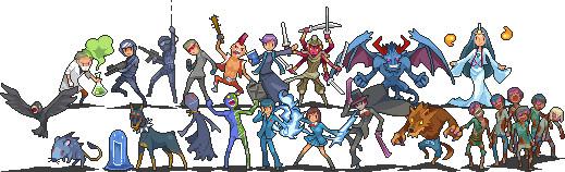 DLC Info  - RPG Maker Fes Message Board for 3DS - Page 2 - GameFAQs